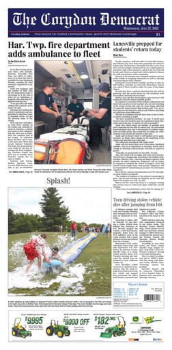 Corydon Democrat E-Edition